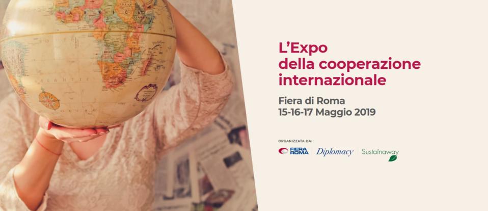 Expo della Cooperazione internazionale