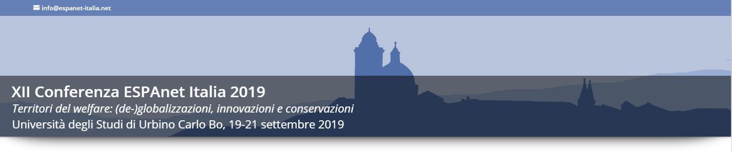 conferenza espanet 2019